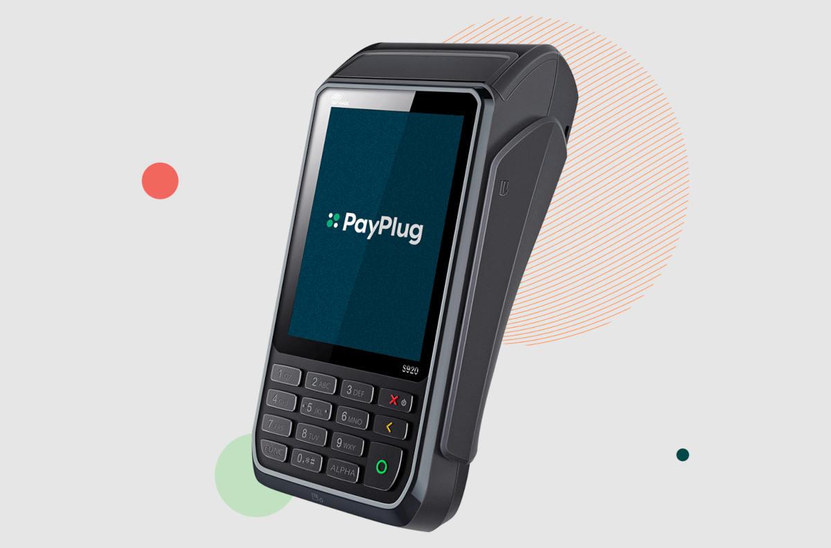 Le terminal de PayPlug