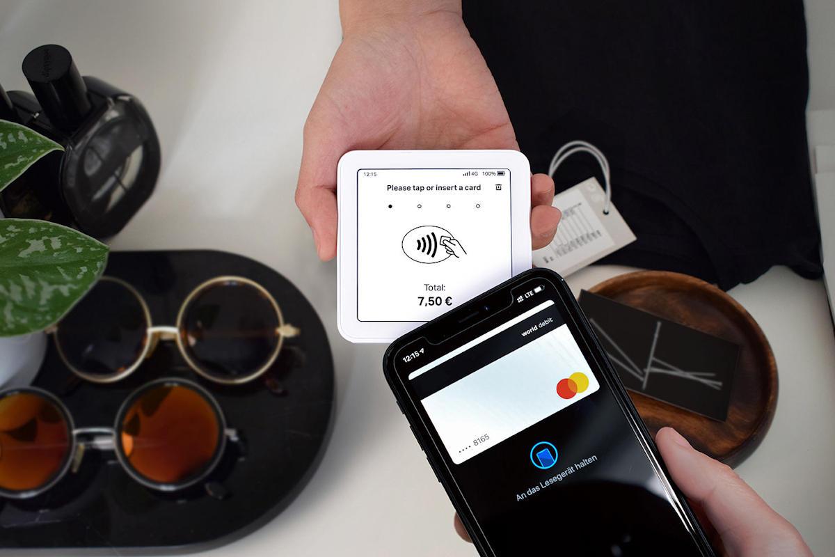 Paiement par smartphone avec le SumUp Solo
