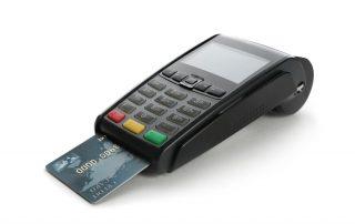 Terminal de paiement et carte bancaire